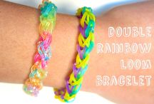 Rainbow looming