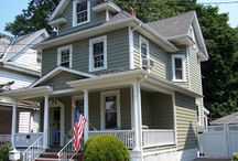 Siding / King Quality Construction carries the exclusive line of Cedar Ridge Composite Siding, which gives you the beautiful look of wood at half the price.