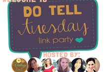 Blogging - Link Parties / This is a community board with myself and select bloggers, featuring link parties we attend.  / by Lisa Kerr