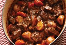 Beef Irish stew / Guinness added