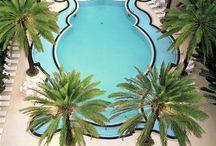 Hotels where I have been- slept- dreamt / by Elisa Baker