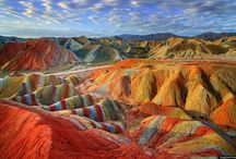 Landscapes With A Difference / A collection of landscape photos where something is remarkable