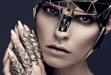 Project 1: Fashion (Cyborg couture) / Inspiration
