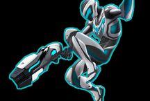 Cartoons - Max Steel