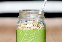 Smoothie Recipes / Great recipes for making smoothies and juices.