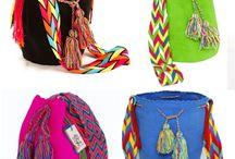 Bolsos Wayuú