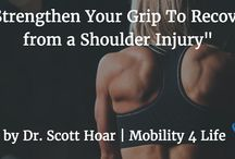 How to Deal with Shoulder Injuries / I'm Dr. Scott Hoar of Mobility 4 Life Chiropractic and Sports Medicine in Boynton Beach, FL and I want to help you learn why your are dealing with shoulder pain, rotator cuff injuries, frozen shoulder and other should issues where you're in south Florida, or not!