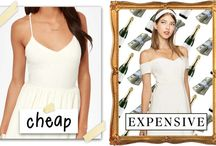 Cheap VS Chic!!
