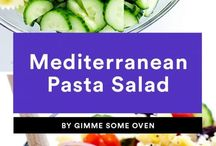 Salads (Greens and Pasta)