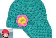 Crochet Baby Hats / Buy online Crochet princess baby hat/caps in India at best prices. Find the wonderful collection of caps which are designed by designers in India.