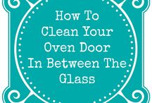 DIY:  Cleaning Tips