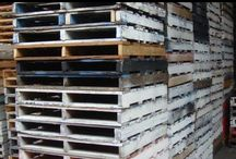 Abbey Pallets - Reconditioned Pallets / Looking for used Pallets? At Abbey Pallets you can find used pallets in different variety and sizes. We recycled pallets and prepare them as per industry specifications and are high-quality.
