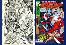Inspirational (and just plain cool) Comic Book Art