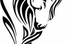 Animal/Artwork Stencils