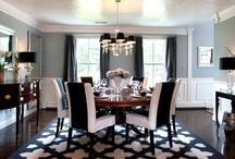 Black and White / Black white design decorating ideas for home, office, clothes, all pretty thimgs that are black and white