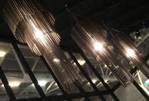 RAINOFCHAIN#3 / chandeliers made of recycled bicycle chains