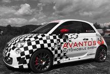 Abarth by Avantos / Wir stelle hier unsere Marken vor.