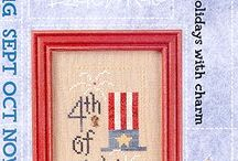 Cross Stitch / by Stitch and Frog Cross Stitch