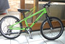 Rowery KUbikes / Lekkie rowery dla dzieci niemieckiej marki KUbikes http://www.aktywnysmyk.pl/104_kubikes