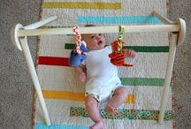 DIY baby and nursery crafts / by Ali Lerner