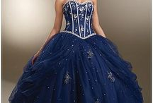Quinceanera Dresses / by Desi Ruiz