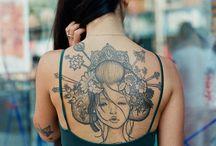 Idées Tattoo / Inspiration projets tatouages