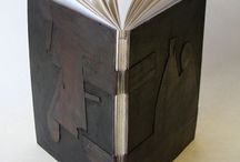 Artist Books and Book binding / Techniques / by Lizzy Wurmann