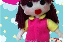 Nyongkihandmade / you can find many kind of doll.. If you wanna make your accessories or doll, send me a messege to www.nyongkihandmade@gmail.com