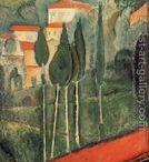 Amedeo Modigliani Paintings / Amedeo Modigliani Paintings + Art Replicas