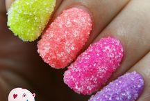 Nails / Verni, faux ongle