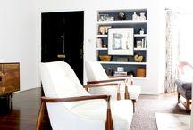 Interior 70's Furniture