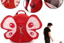 Safe Baby Harness Toddler Kids Baby Bag Safety Child Back Pack Strap Rein Walker