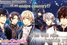 Midnight Cinderella Otome Game / Cybird's Midnight Cinderella - Ikemen Royal Romances