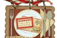 Recipe albums / by Carla Strand-Krueger