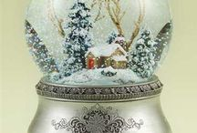Snow globes / by D'Anne Ruptash