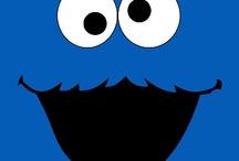 Cookie Monster <3 / Love Cookie <3