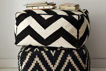 H o m e  D e c o r / by Fashion & Interiors