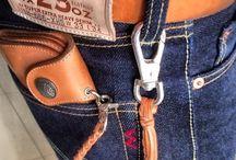 Iron Heard Jeans