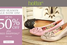 Hotter Shoes Coupon Codes / Hotter Shoes is committed to offering customers an unparalleled shoe-shopping experience beginning with a truly outstanding selection of the hottest styles from must-have brands like Converse, dolce vita, Michael Kors, New Balance, Sam Edelman, Vans and hundreds more. Other perks include free shipping, free returns and convenient, real-time order tracking. For more deals and coupons visit: http://www.couponcutcode.com/stores/hotter-shoes/