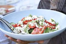 salads / by Sharon Montag