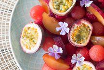 Food / Van goddelijke smoothiebowls, tot supersize salades en niet te vergeten Green Happiness Green Smoothies. Al onze recepten gebundeld op één plek.