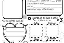 Español / Stuff for Spanish with the kids