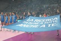 Fondazione Veronesi e Lega Pallavolo Serie A Femminile