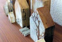 Cose in legno