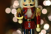Christmas :: nutcrackers / by Tanya Jorgensen