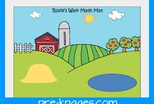 Math / Math ideas for your preschool, pre-k, childcare, or Head Start classroom.