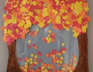 Fall crafts / by Judy R