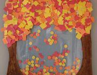 Fall crafts / by Judy R