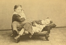 victorian death photography / by Kimberly Gillespie-Connor