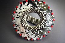 jewelry // paper